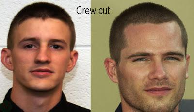 crew cut, crew cut hairstyle