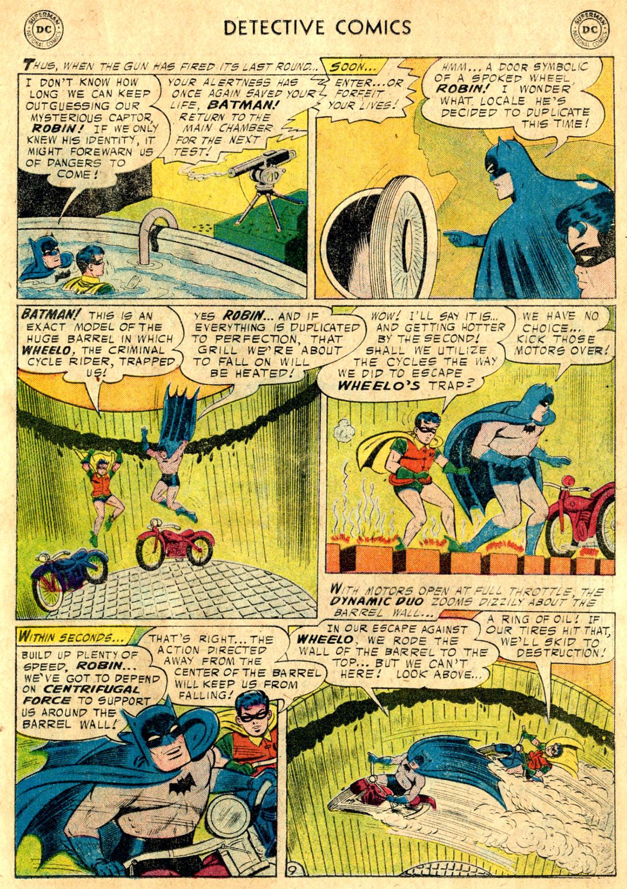 Detective Comics (1937) 238 Page 10