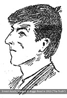 Ernest Austin, hanged at Boggo Road Gaol, Brisbane, in 1913.