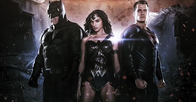"""""""Batman vs Superman"""" tem a 5ª maior bilheteria de todos os tempos no Brasil"""