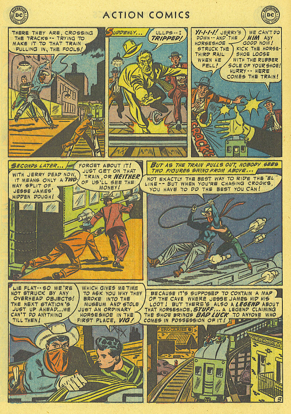 Read online Action Comics (1938) comic -  Issue #194 - 28