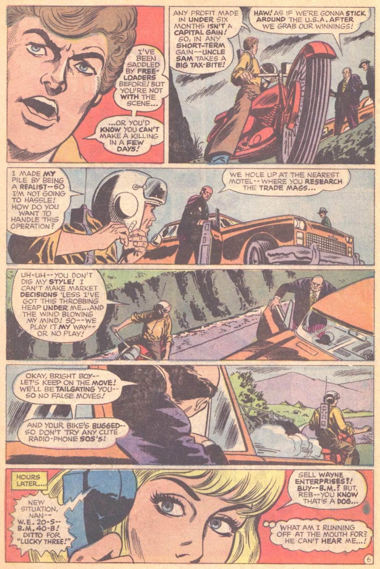 Detective Comics (1937) 396 Page 7