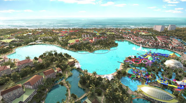 Resort and casino with The Suncity Group in Vietnam