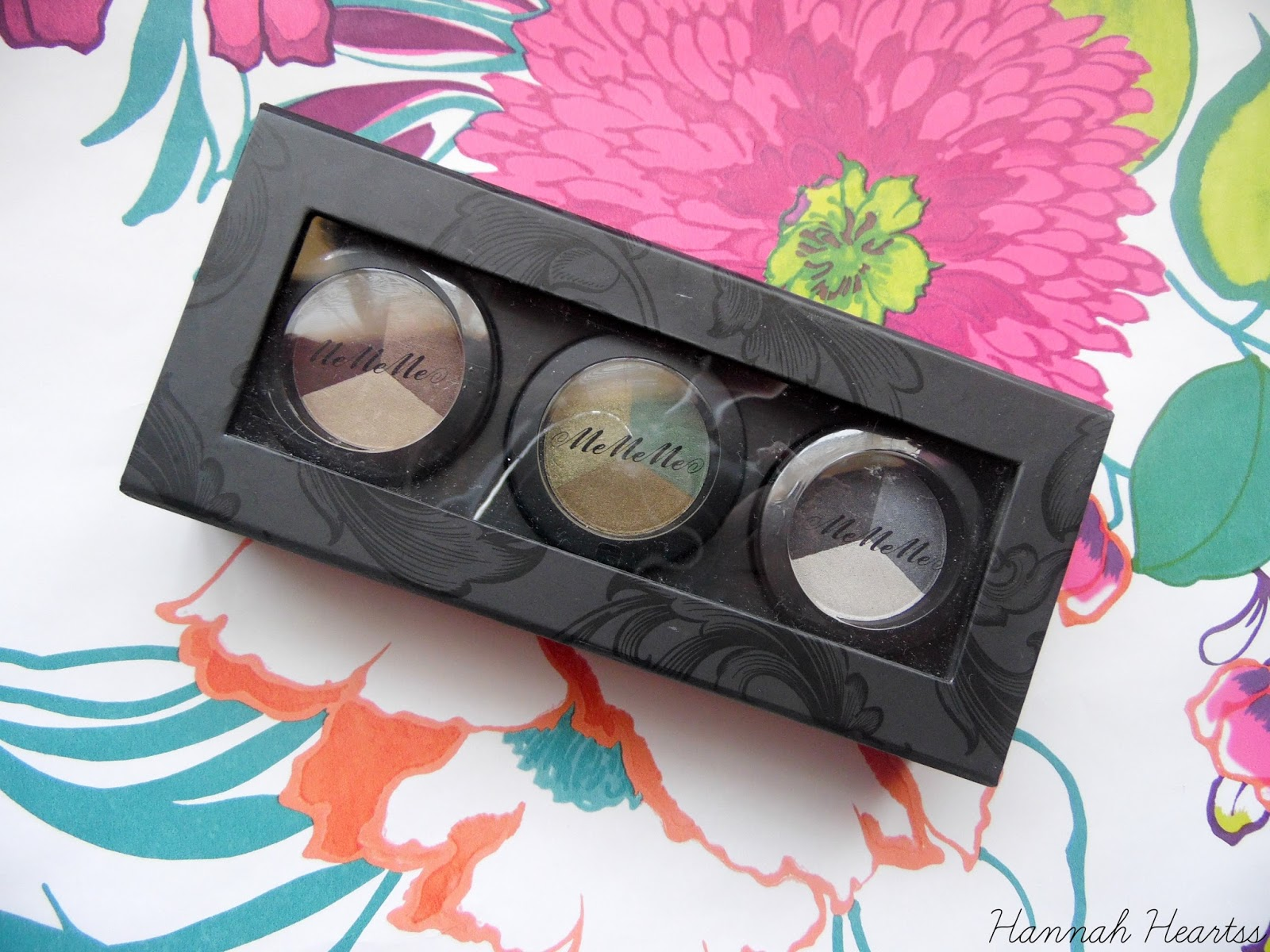 MeMeMe Pressed Perfection Eye Inspire Collection