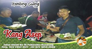 Kambing Guling Recommended di Bandung