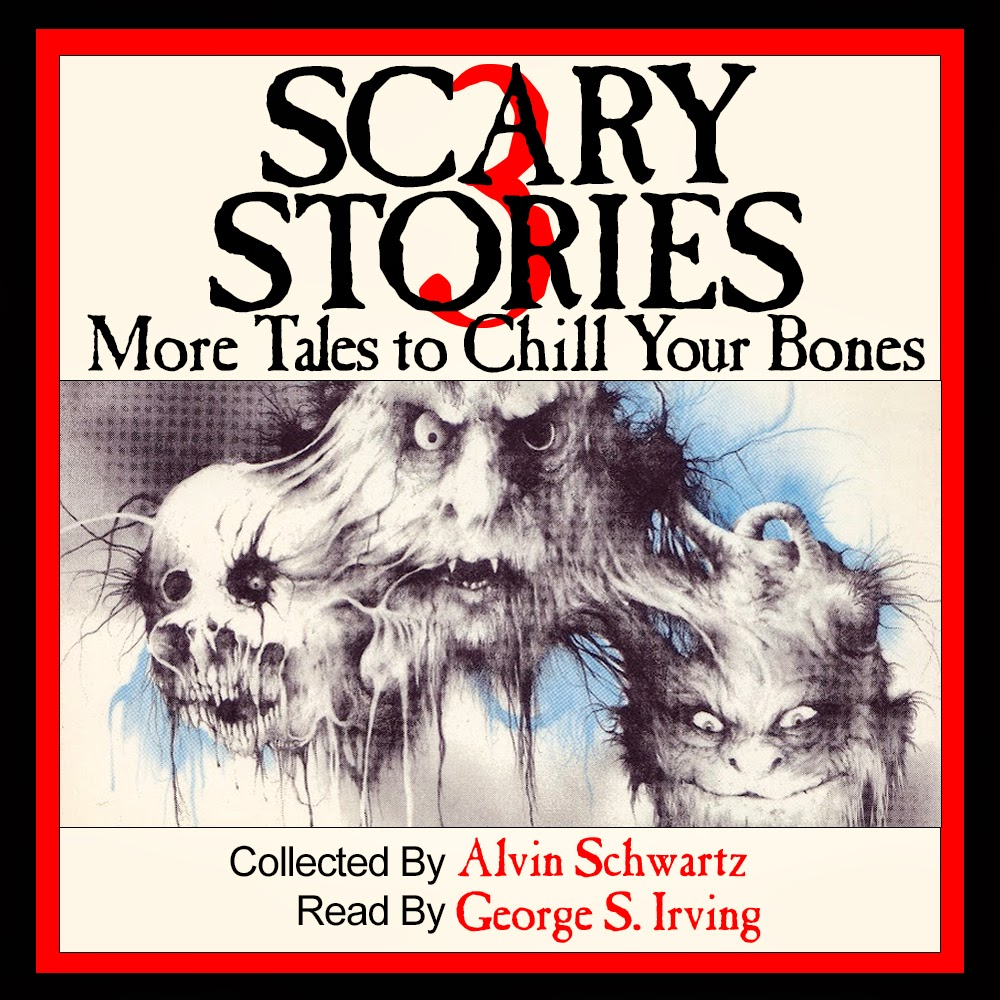 Scary Sounds of Halloween Blog: Scary Stories The Complete 3-Book