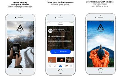 aplikasi menjual hasil foto selfie untuk penghasilan uang