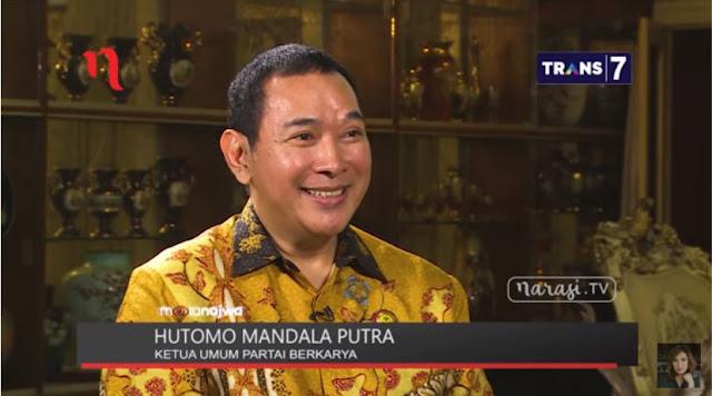 Kritik Pemerintah, Tommy Soeharto: Saat Ini Hidup Makin Susah 'Penak Zaman Ku Tho'
