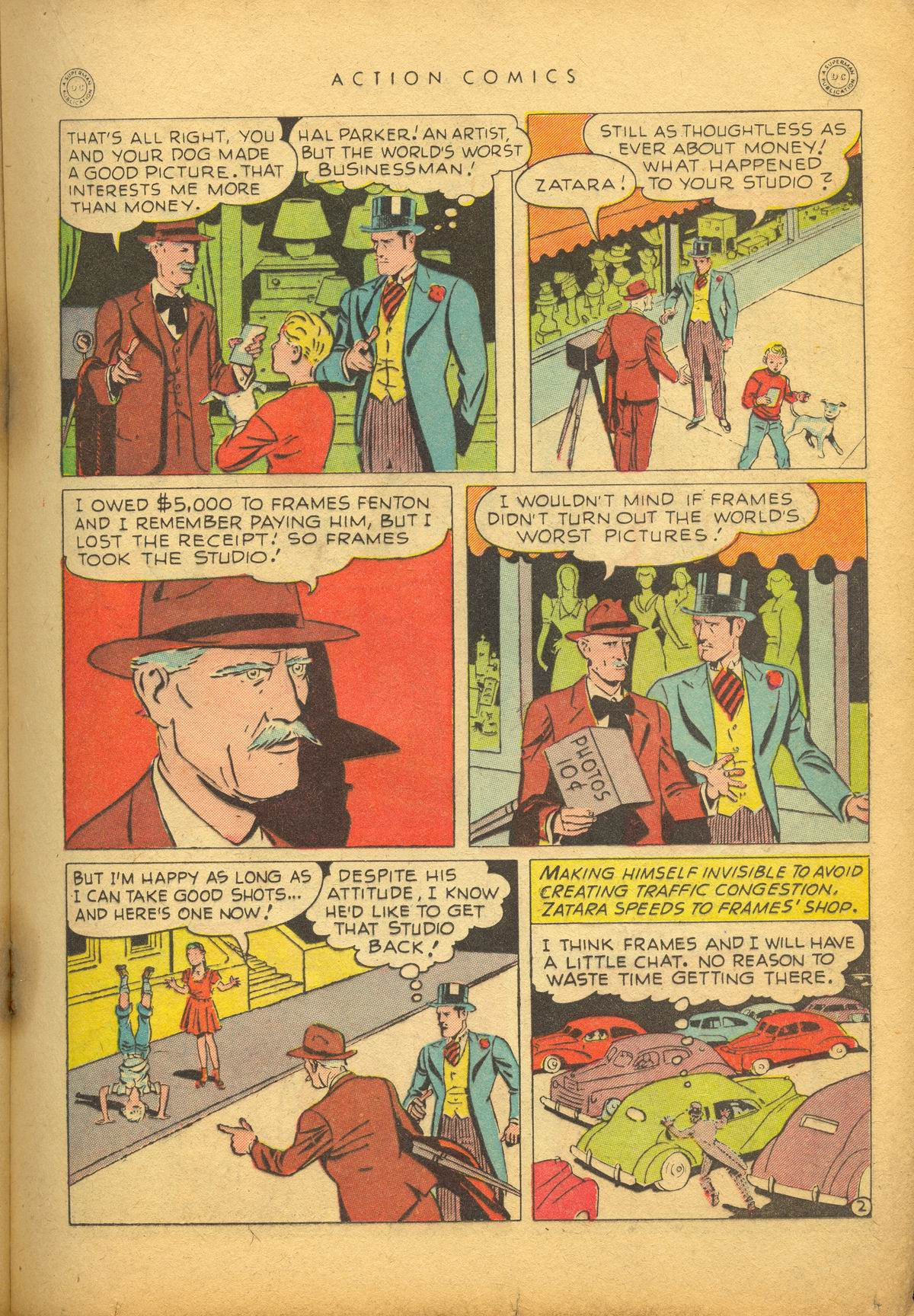 Read online Action Comics (1938) comic -  Issue #112 - 25