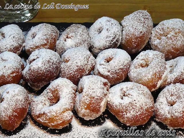 Rosquillas De Anís, Receta Tradicional