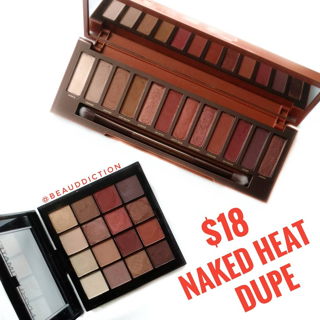 naked heat dupe