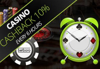 Betboro Casino Screen