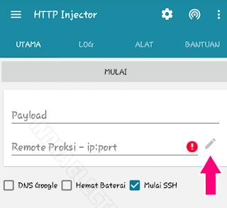 Cara Membuat Config Injector HTTP All Opertaor Indonesia 2018