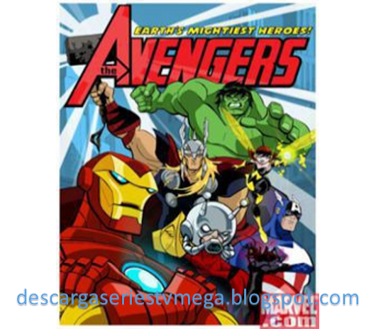 THE AVENGERS: EARTH'S MIGHTIEST HEROES TEMPORADA 1 (S01)