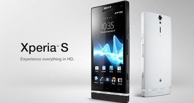 Sony Xperia S CES2012