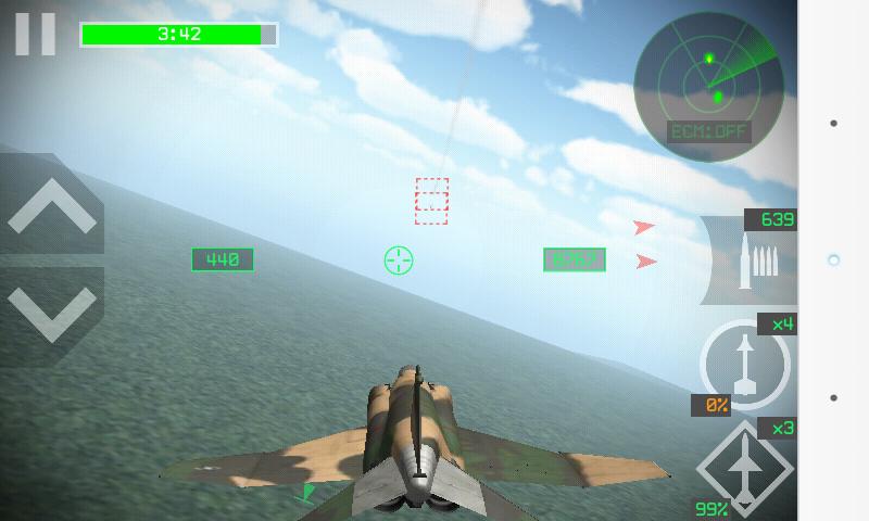 افضل العاب طائرات حربية للاندرويد وروابط تحميلها المباشرة