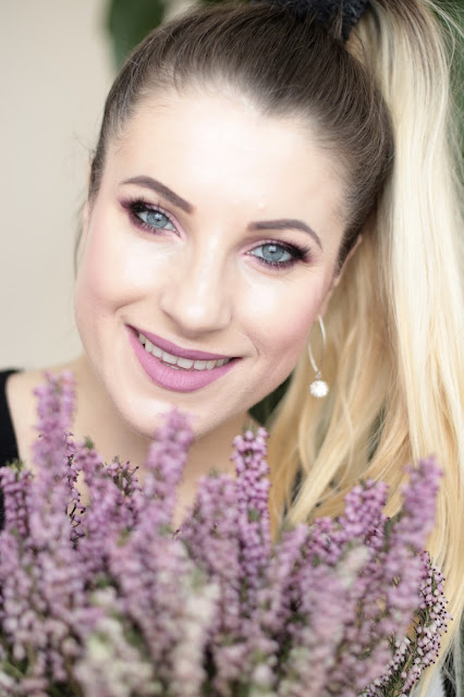 Spring Spring - Wrzosowy Makeup