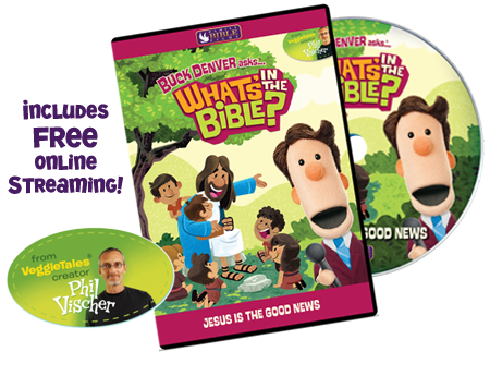 Free Bible Story DVD for Kids | BLOGGIEAWAY