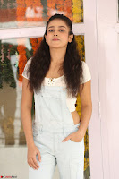 Mishti Chakraborty in lovely Jumpsuit and crop top at Wings Movie Makers Production No 1 movie launch ~  Exclusive 37.JPG