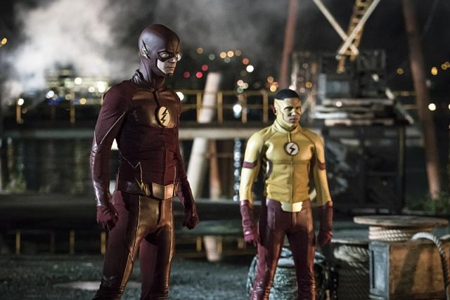 Tia Chớp Phần 3, The Flash Season 3