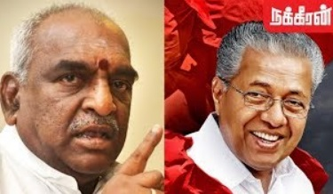 Pon Radhakrishnan Against CPM | BJP-RSS vs CPM clashes | Politics of Kerala