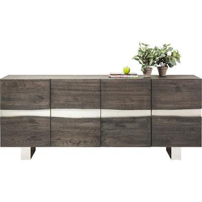 designový nábytek Reaction, dřevěný nábytek, nábytek s úložným prostorem