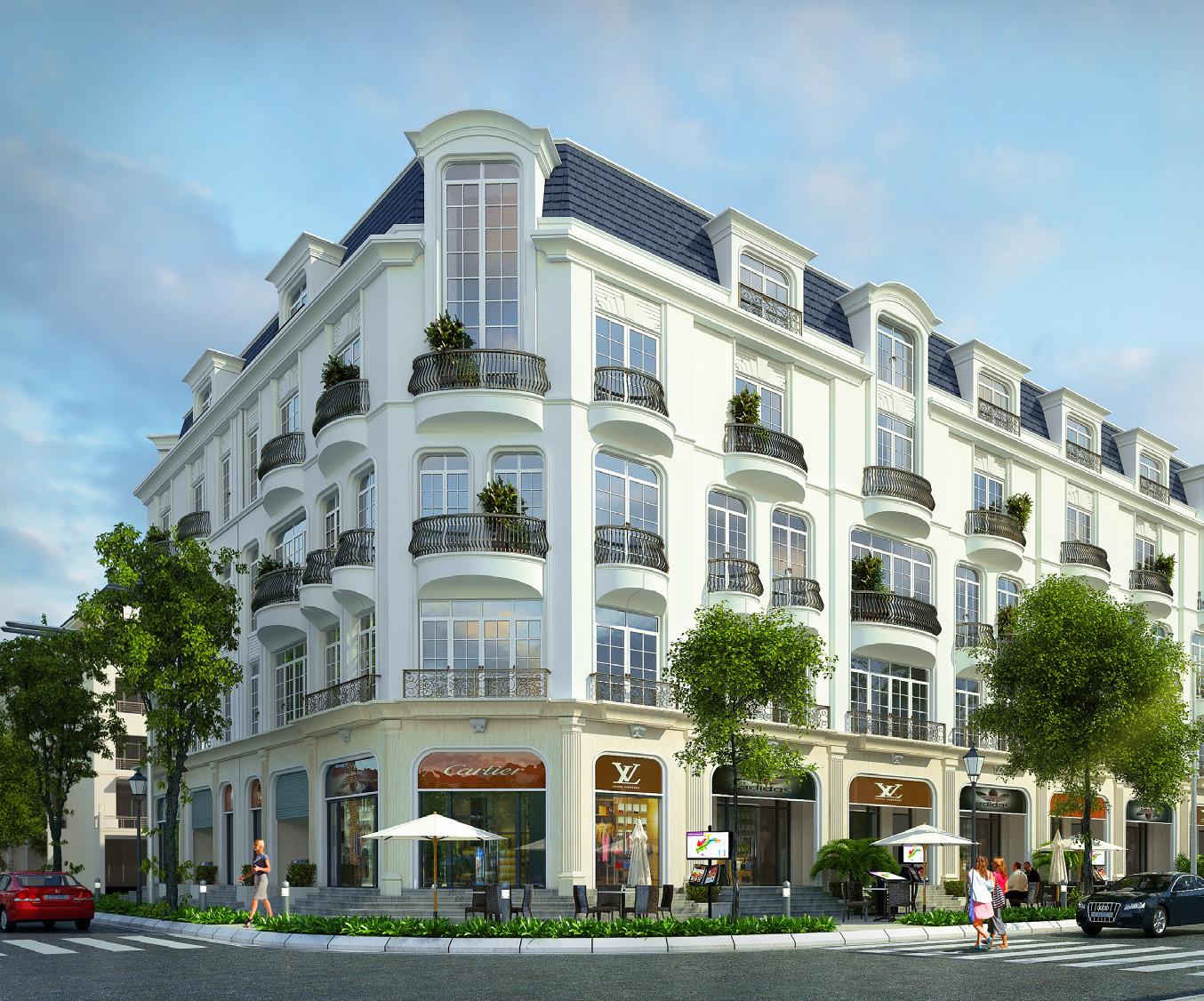 Mở bán Shophouse Nam Định - Taseco trực tiếp từ chủ đầu tư