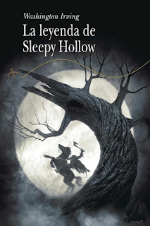 Libro La leyenda de Sleepy Hollow, de Washington Irving - Cine de Escritor