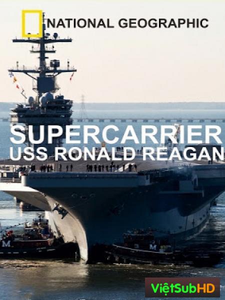 Tàu Sân Bay USS Ronald Reagan