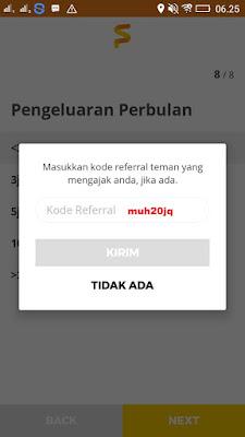 kode referral aplikasi surfee