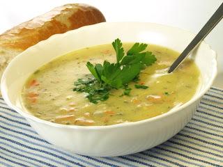 Soupe aux légumes des jours de rhume