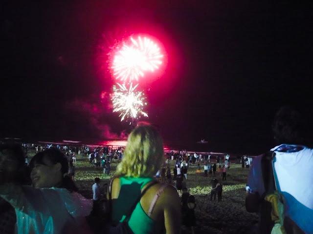 Surfers Paradise Fireworks