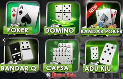 Judi Poker dan BandarQ Terbesar