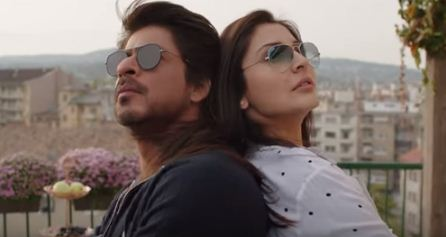 Beech Beech Mein (Jab Harry Met Sejal) - Shahrukh khan, Anushka sharma Full Song Lyrics HD Video