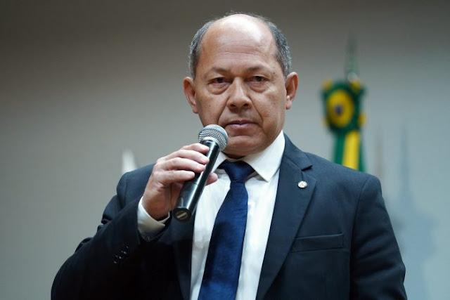 Deputado Federal Coronel Chrisóstomo questiona ex-Ministro da Fazenda Guido Mantega sobre práticas ilícitas no BNDES