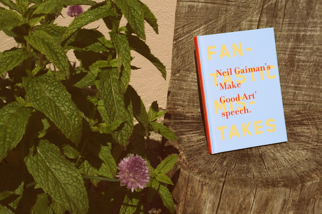 Make good art af Neil Gaiman