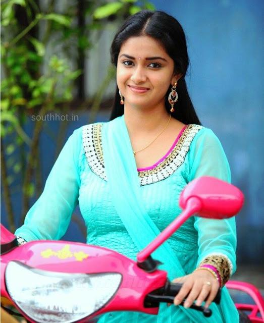 gorgeous Keerthi Suresh hot Photo