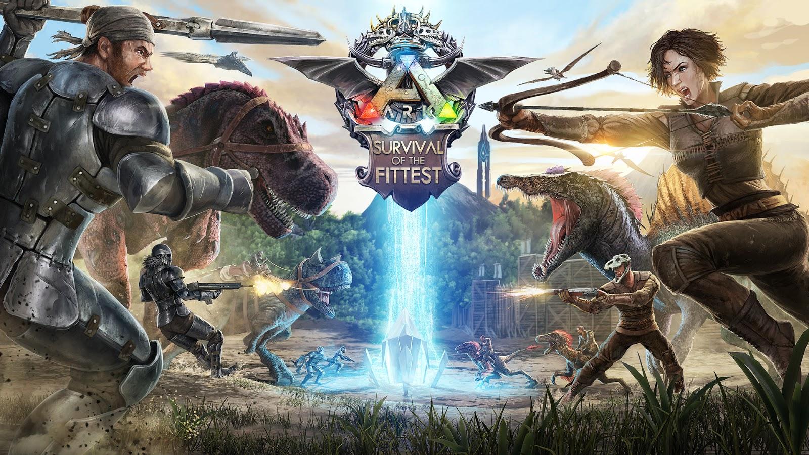 ARK: SURVIVAL EVOLVED – V267 0 + 4 DLCS Download [Fit Girl