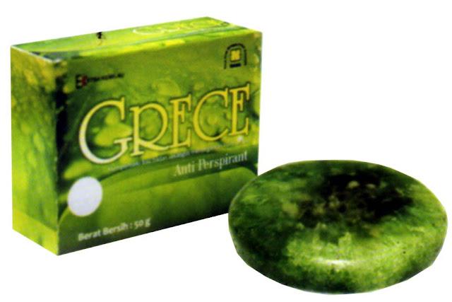 grece obat bau keringat