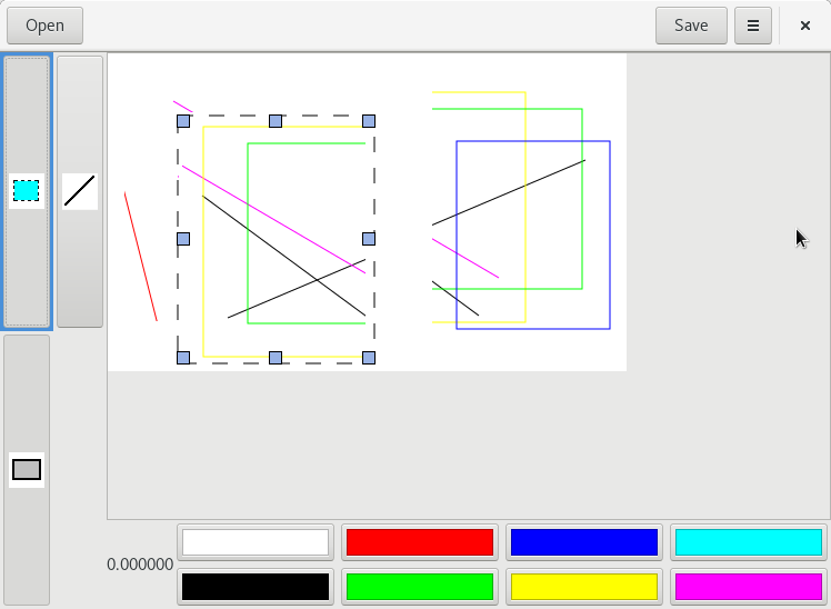 Loganeks Devcooklog Gnome Paint Simple Drawing App For Gnome