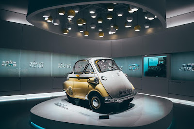 one of the smallest cars in the world UK