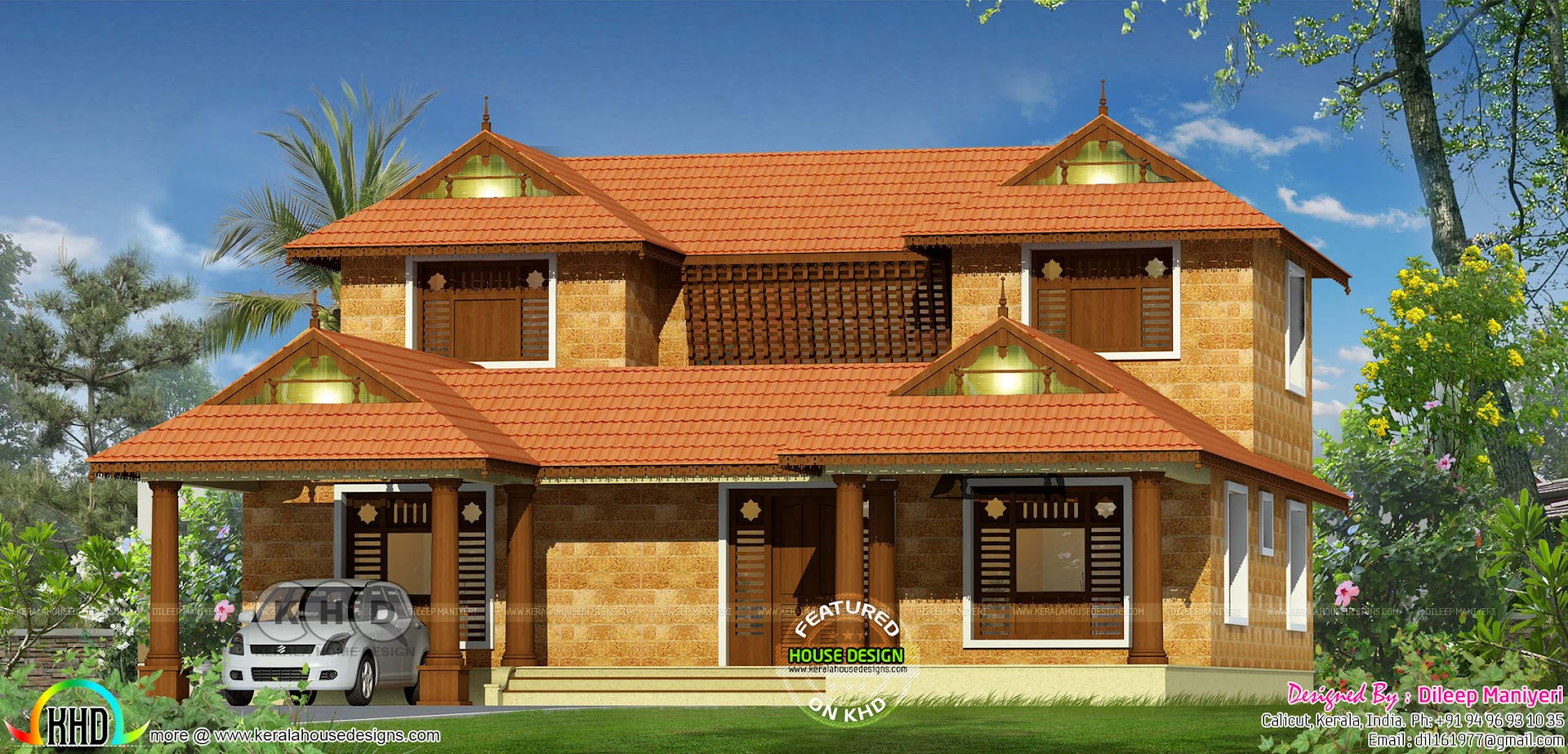 2018 kerala home design and floor plans 8000 houses
