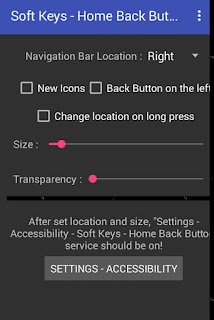 Your smartphone three navigation buttons not working? Here is a simple trick on how to navigate without them