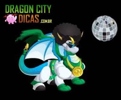 Dragão Disco Ninja
