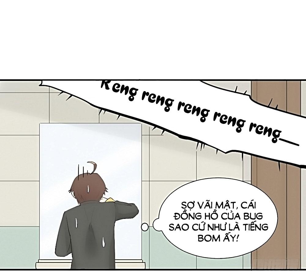 Nguyệt Lão Không Cho Phép Tôi Yêu Đương - Chap 5
