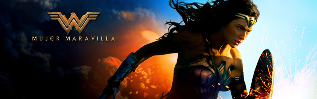 Mujer Maravilla (Wonder Woman) (2017)