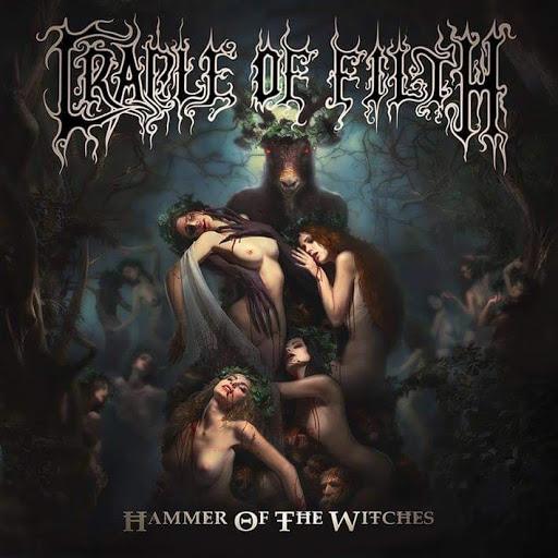 "Cradle of Filth - ""Hammer of the Witches"" (2015)"