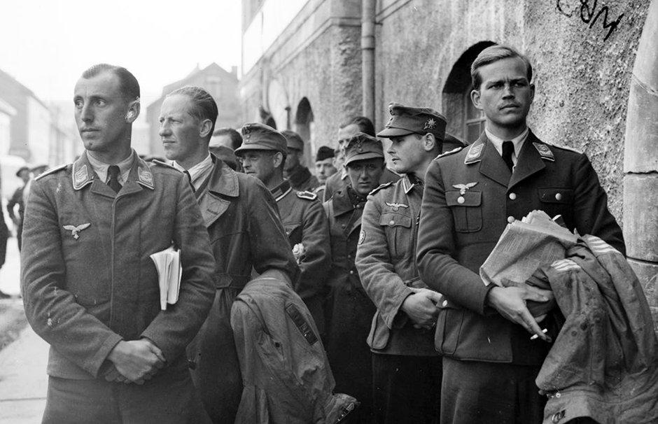 старые военные немецкие фото