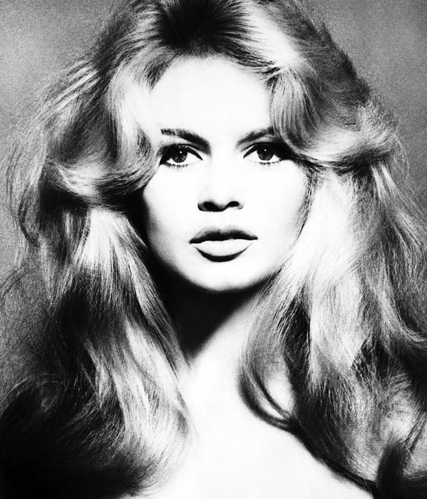 Brigitte Bardot_Richard Avedon_De volta ao retrô
