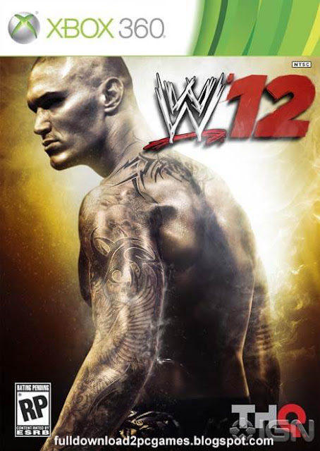 WWE 12 Free Download PC Game